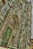 Facade of the Duomo