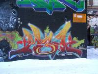 Graffiti Montreal 38
