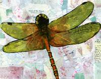 Voice of the Heart, Dragonfly Print