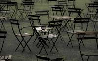 Empty Chairs by Paul Gaither