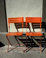 French Quarter Chairs by Paul Gaither