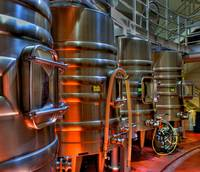 Vineyard 29 Stainless Tanks by Paul Gaither