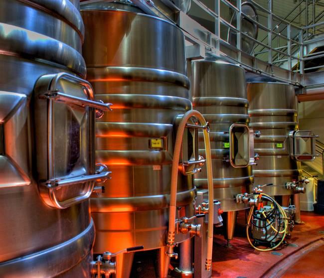 Vineyard 29 Stainless Tanks