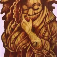 WINTER SOUL JAH Art Prints & Posters by KEEF CROSS