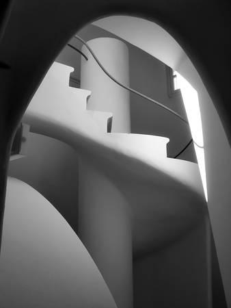 Casa Batllo Stairs