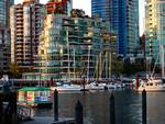 False Creek at Sunset