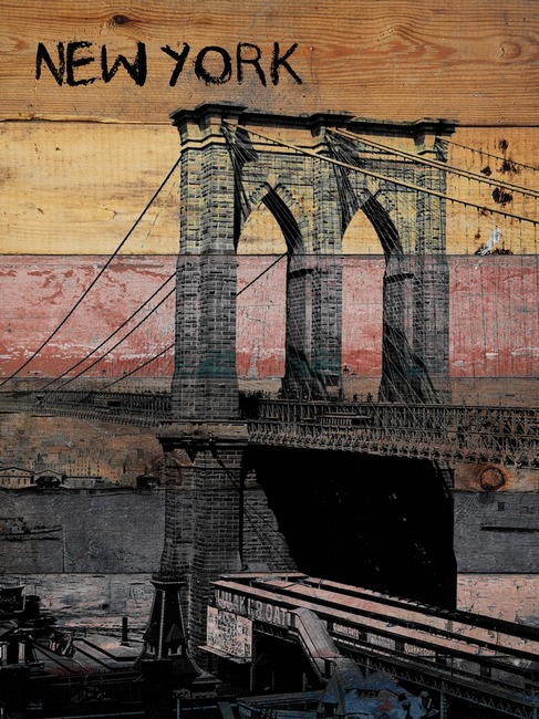 Old Brooklyn Bridge