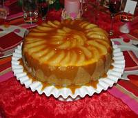 Caramel Apple Cheesecake Valentine
