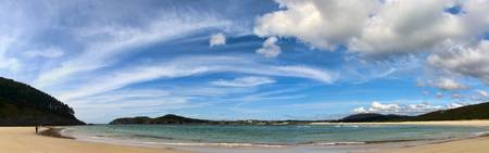 Playa de San Jorge. Saint George's Beach. Ferrol