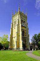 The Bell Tower, Evesham Abbey (30149-RDA)