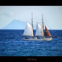 Sail Away by Donnie Shackleford