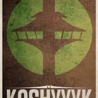 """""""Kashyyyk"""" by JustinVG"""