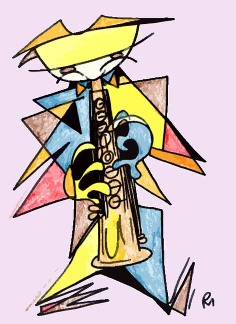 The Soprano Saxophonist