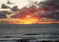 Sunset from Cape Naturaliste, Western Australia (M