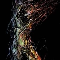Disintegrate Art Prints & Posters by Mar Williams