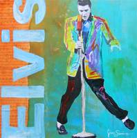 ELVIS By Gino Savarino
