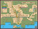 Toronto TTC Subway/RT Map Mario 3
