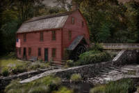Old Snuff Mill