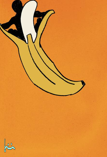 bananaman re.