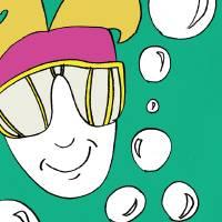 disco soup ballons re. by siniša (sine) berstovšek (sinonim)