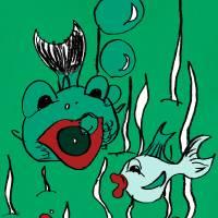 fishi bublles re. by siniša (sine) berstovšek (sinonim)