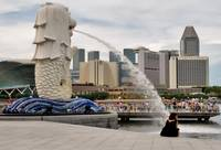 merlion roar