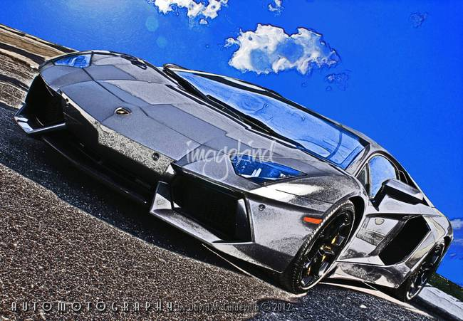 2012 Lamborghini Adventador