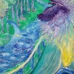 Blue Heron & Raven Prints & Posters