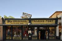 The Orginal Trading Post of Santa Fe, New Mexico