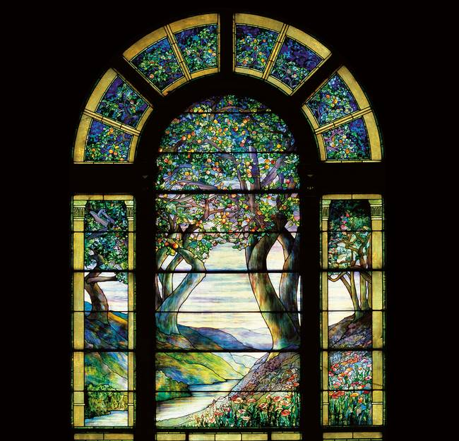 The Danner Memorial Window, Tiffany Studios, 1913