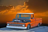 1965 Chevy Low-Rider Truck