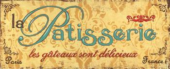 La Patisserie Sign