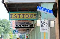 Tattoo signs
