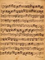 The Brandenburger Concertos, No.5 D-Dur, 1721 (pen
