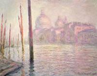 View of Venice, 1908 (oil on canvas)