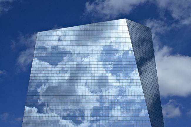 Cira Center Clouds
