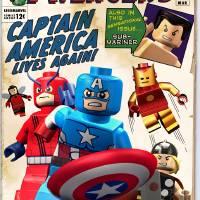 """Lego Avengers4"" by MichaelNapolitan"