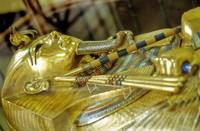 KingTut Golden Coffin
