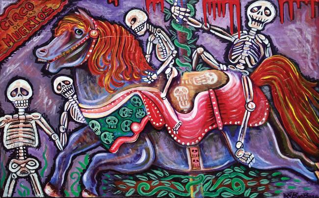 Circo De Los Muertos