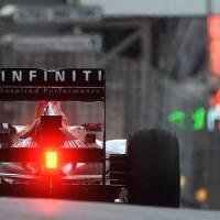 """""""Mark Webber at Monaco GP"""" by roadandtrackphotos"""