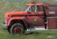 8642 Arroyo Seca Fire Engine