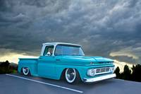 Chevy Low Rider Pick-Up