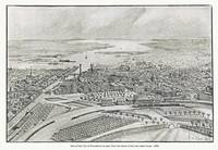 Providence Rhode Island Panoramic Map