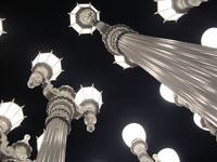 Urban Lights , Los Angeles County Museum of Art
