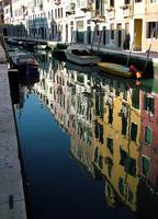 Colors of Venetian Reflections