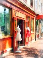 Baltimore MD - Dress Shop Fells Point
