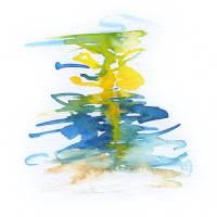 Atom Sea No5 by MARINA KANAVAKI