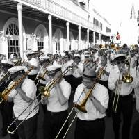 New Orleans Second Line Art Prints & Posters by Greg Burnthorn