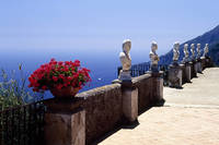 Terrace of Infinity, Ravello, Italy