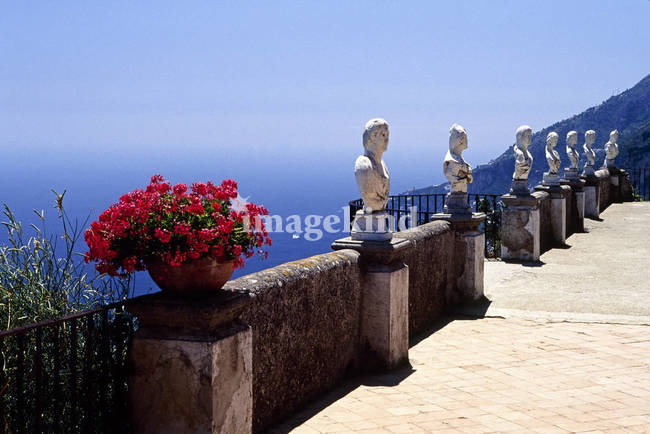 Stunning ravello artwork for sale on fine art prints for Terrace of infinity